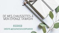 Eponge Tawashi