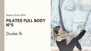 Pilates Full Body N°5
