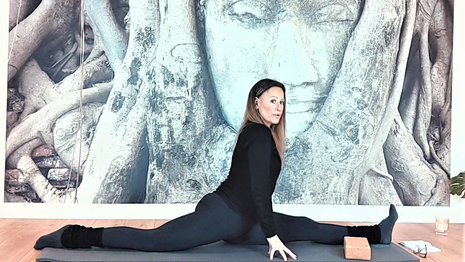 YIN YOGA INTENSE N°6 (Replay mars 21) Explorez Hanumanasana