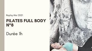 Pilates Full Body N°8