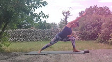 HATHA YOGA (morning routine)