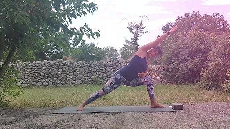 HATHA YOGA (morning routine)