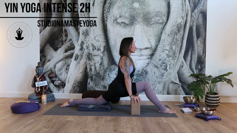 YIN YOGA INTENSE 2H