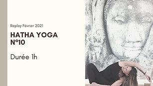 Hatha Yoga N°10