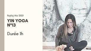 Yin Yoga N°13