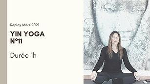 Yin Yoga N°11