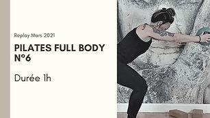Pilates Full Body N°6