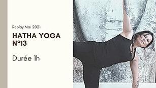 Hatha Yoga N°13