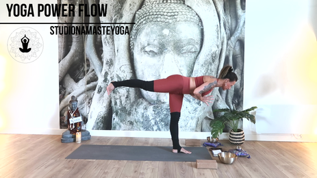 YOGA POWER FLOW