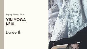 Yin Yoga N°10