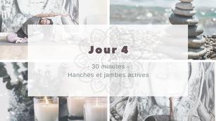 Programme Yoga - Souplesse & Mobilité