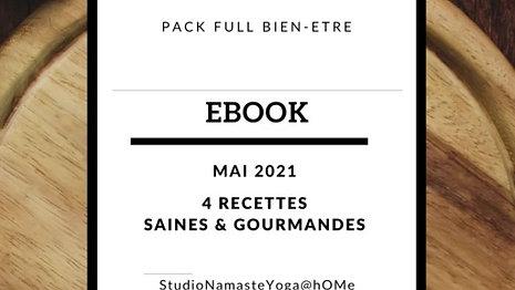 Ebook 4 recettes Mai 2021