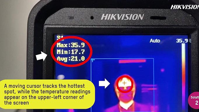 Safer, Faster, Smarter - Hikvision Fever Screening Thermal Solutions