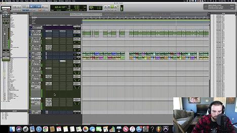 Drum Sample Mixing Part 2