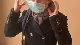 When Allie Wears Her Mask