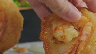越式炸蝦餅