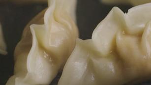 日式煎餃子