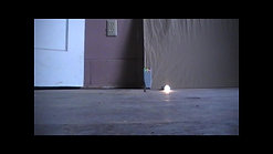 Flashlights in the daytime!