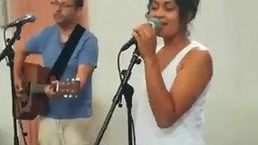 Cover - Hallelujah (Alexandra Burke)