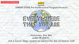 """Jr. Stars: """"Everywhere That You Are"""""""