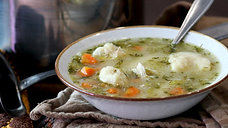 Cityline - Selma's Dumpling Soup (Klimbisupp)