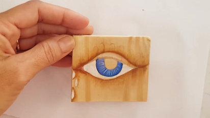 O sentido visão