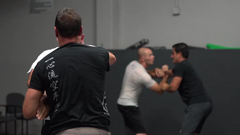 Practical Karate - Adult Class Promo Teaser