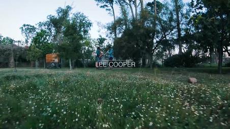 Lee Cooper Live