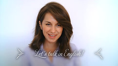Let's talk in English!