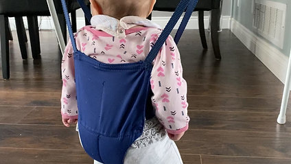 Cool video of a baby