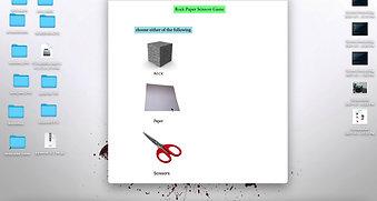 Rock Paper Scissors game - Python