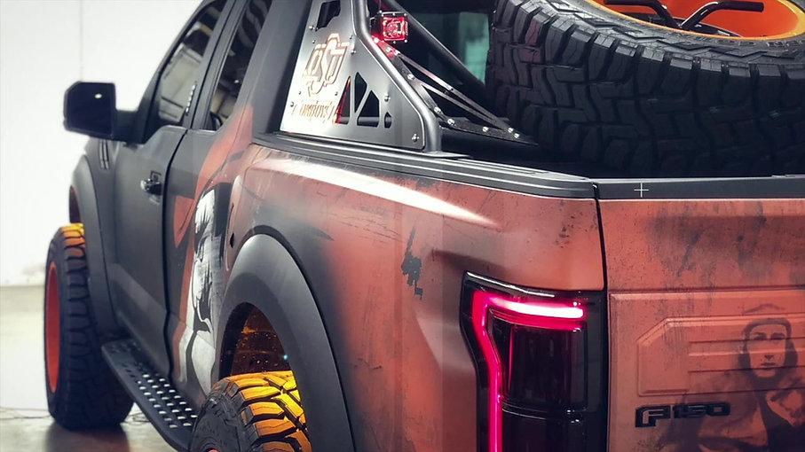 2018 Ford Raptor (OSU EDITION)