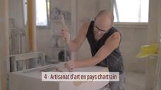 VOD : Artisanat d'art en pays chartrain #4