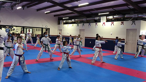 Intermediate/Advanced Class! Talk about ENERGY and FOCUS!!