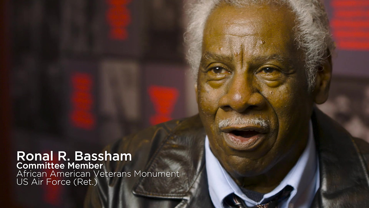 African American Veterans Monument Video