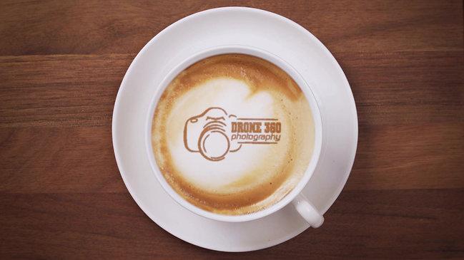 Logo Latte Art