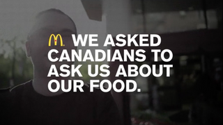 Our Food. Your Questions - McDonald's Canada