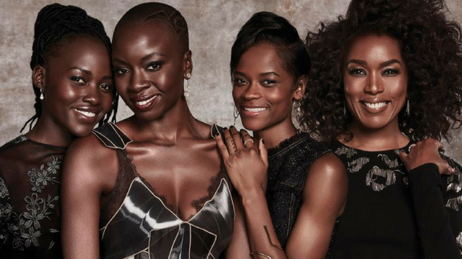 Stunning Black Female Leads