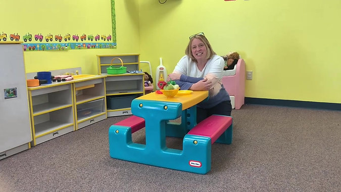Two Year Old Classroom Tour