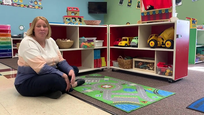 Three Year Old Classroom Tour