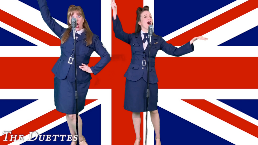Wartime 1940's Show Preview