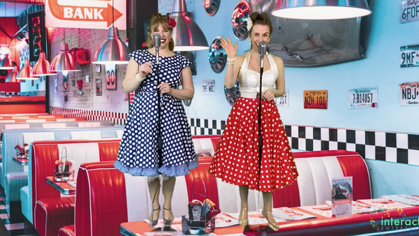 50's and 60's Show PREVIEW