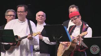 "Croatoan performs ""Grad Se Beli"" LIVE"