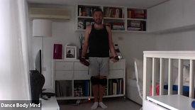 Barre workout 3