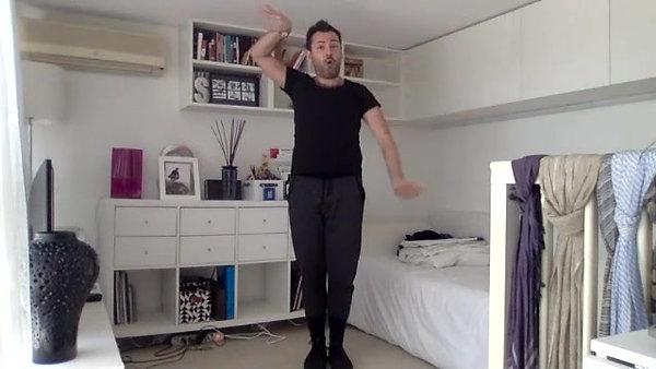Flamenco arms