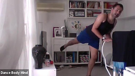 Barre workout 5