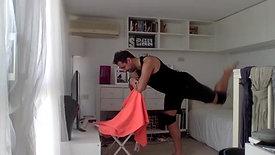 Barre workout 1
