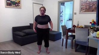 Improvers bellydance week 9