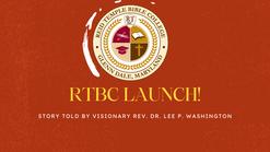 Reid Temple Bible College Launch