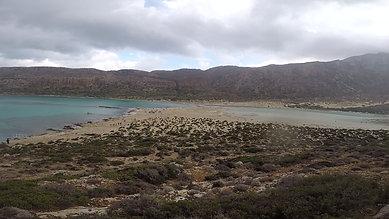 Descobrint la Llacuna de Balos (Creta)